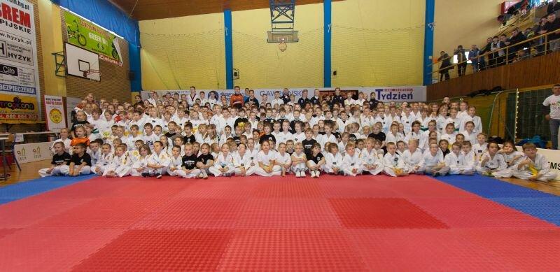 Finał XV Ligi Taekwondo Wesołek - 21 medali Rapidu