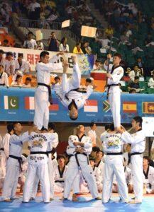 Wizyta grupy pokazowej z Korei 15-18.09.2015