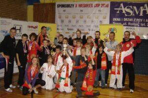 II Edycja  X  Wesołek Cup 2010 w Śremie juz za nami