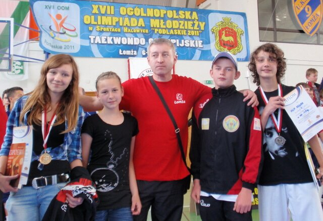 Złoto dla Marty Grabowskiej, srebro dla Filipa Dziuby podczas Mistrzostw Polski Juniorów Młodszych