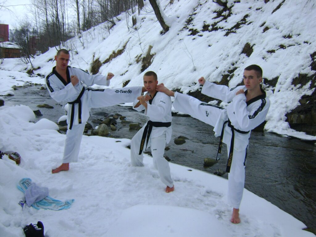 Obóz zimowy Zakopane 2009
