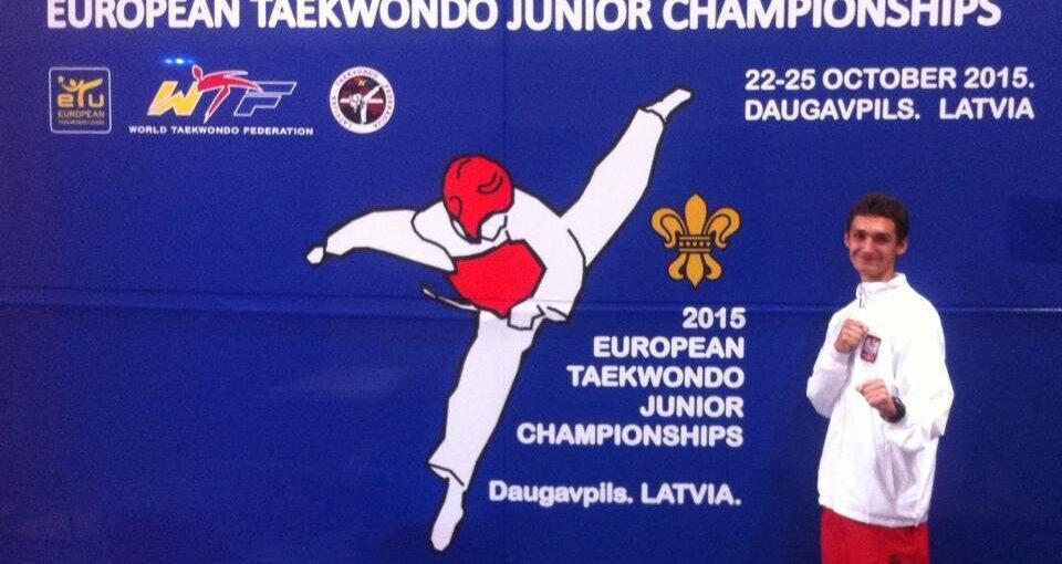 Filip Dziuba w Mistrzostwach Europy