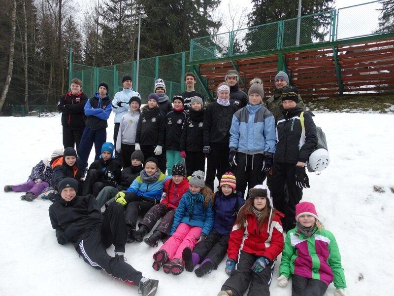 Obóz zimowy Karpacz 2015
