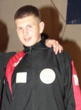 Bartek Roszczka, brąz na Mistrzostwach Polski Juniorów