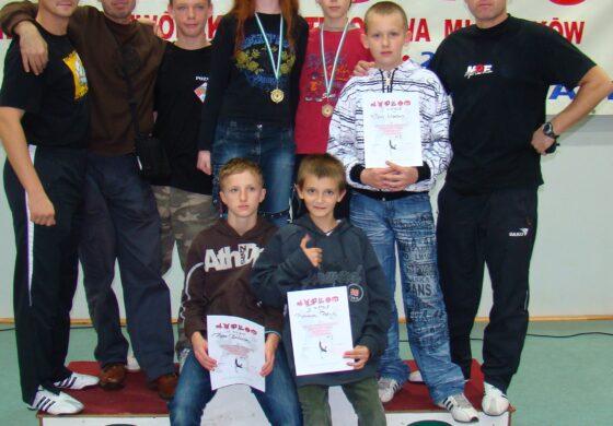 Mistrzostwa Makroregionu Młodzików Szczecinek 2008