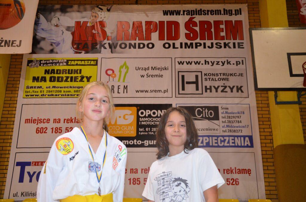 Aleksandra Giernacka Mistrzynią Makroregionu Młodzików 2012