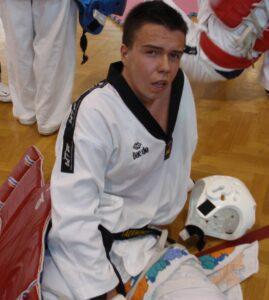 Adrian Nowicki na MMP