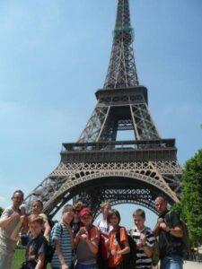 Nauczali i zdobywali nowe doświadczenia we FRANCJI