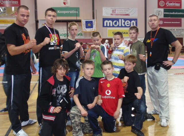 Start w Praga Open 2009