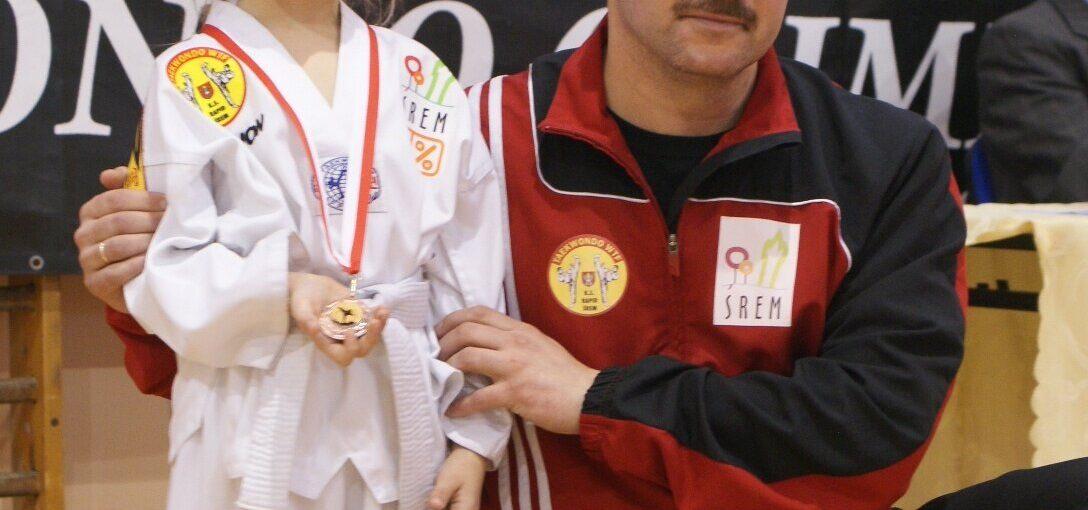 Julia Ryniak, brązową medalistką turnieju w Poznaniu