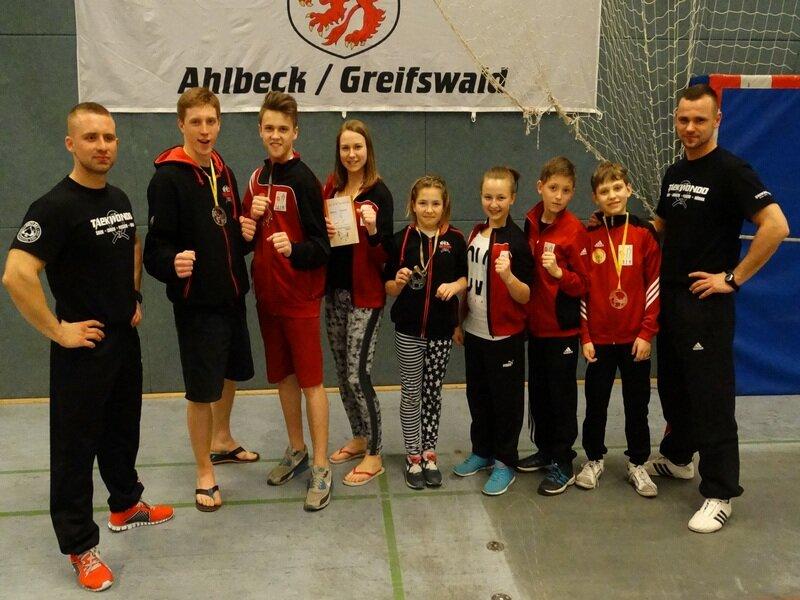 Medale w Pomerania Open - Ahlbeck