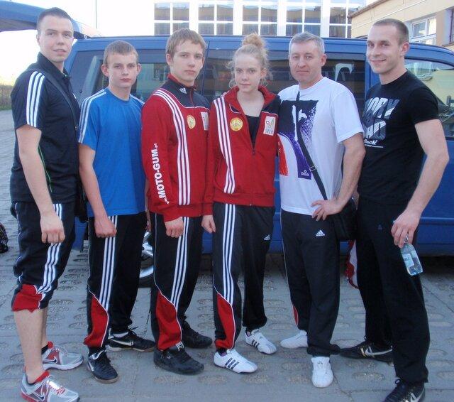 Mateusz Grabny i Adrian Nowicki wywalczyli start w Młodzieżowych Mistrzostwach Polski.