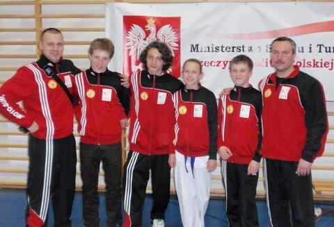 Cztery kwalifikacje do Mistrzostw Polski Juniorów