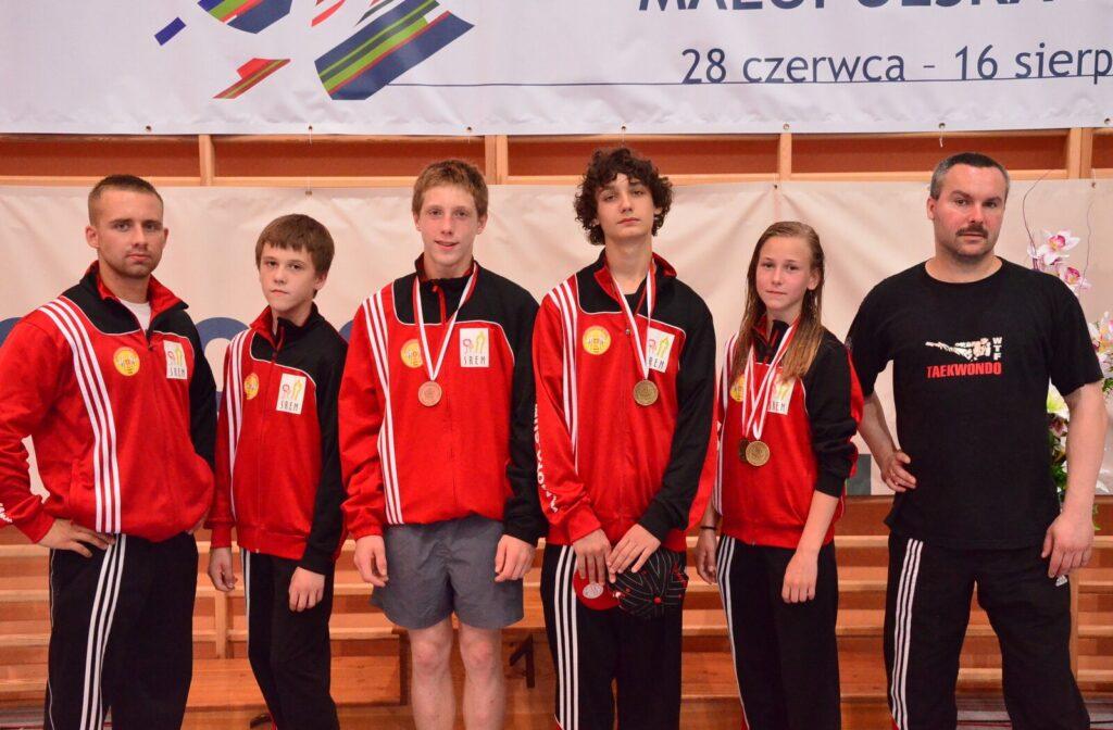 Rapid drużynowym V-ce Mistrzem Polski juniorów młodszych