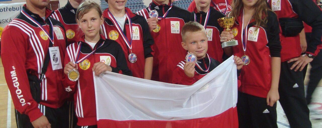 Świetny występ podczas Czech Open 2011