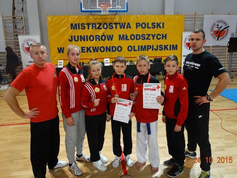 Bartek Kwieciński Mistrzem Polski Juniorów