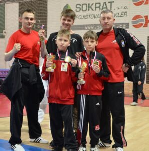 Trzy medale Rapidu w Cobra Cup Praga 2014