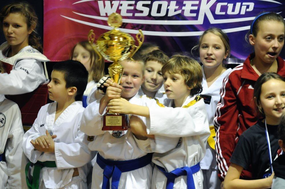 XI Finał Wesolek Cup 2011 o Puchar Burmistrza Śremu, rozstrzygnięty.