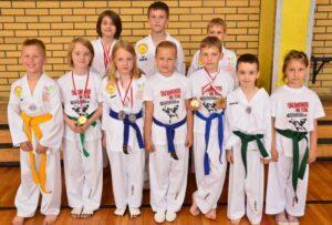 II Kolejka Ligi Taekwondo Wesołek