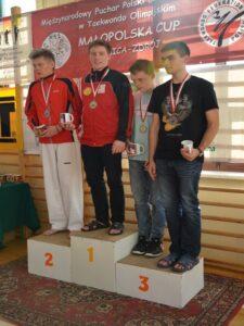 Hubert Skrzydlewski nie do pobicia w Pucharze Polski