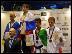 Hubert Skrzydlewski medalistą Mistrzostwach Europy !!!