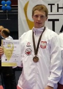 Hubert na podium w Pucharze Świata