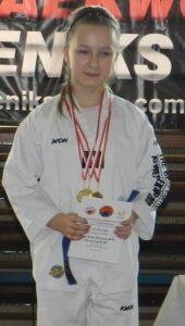 20 medali  Rapidu w Lidze Taekwondo Wesołek o Puchar Burmistrza Kórnika