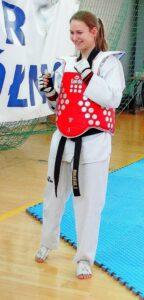 Brąz Zuzy Malusiak w Mistrzostwach Polski Seniorów