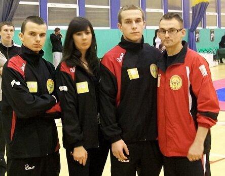 Młodzieżowe Mistrzostwa Polski ( runda 1)