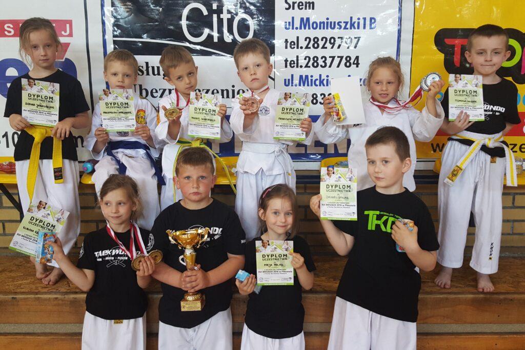 II kolejka Ligi Taekwondo 2016.