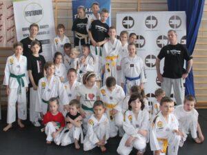 I Kolejka XV Ligi Taekwondo w Kórniku