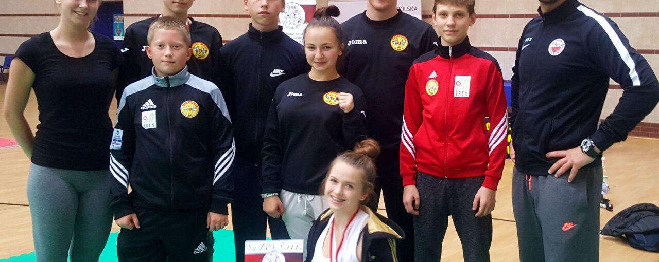 Pięć medali w Pucharze Polski