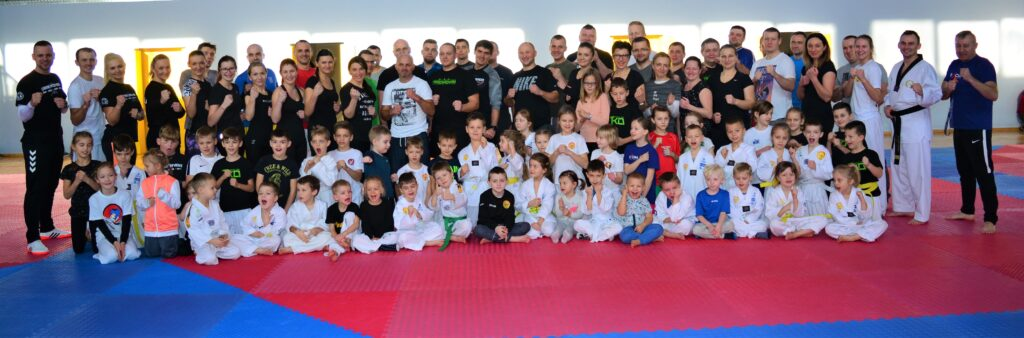 Taekwondo Family