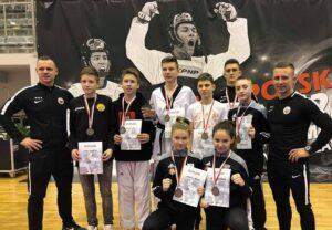 Trzy medale w Pucharze Polski