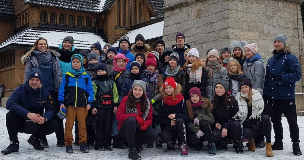 Zima 2018 z Rapidem