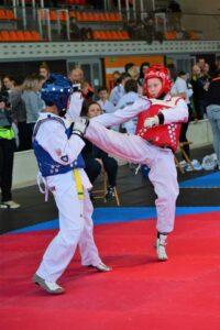 XVIII Liga Taekwondo Wesołek