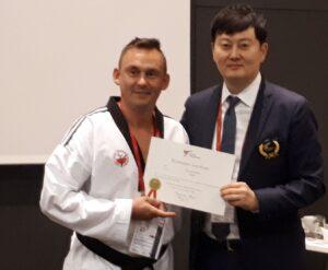Certyfikat Sędziego Międzynarodowego