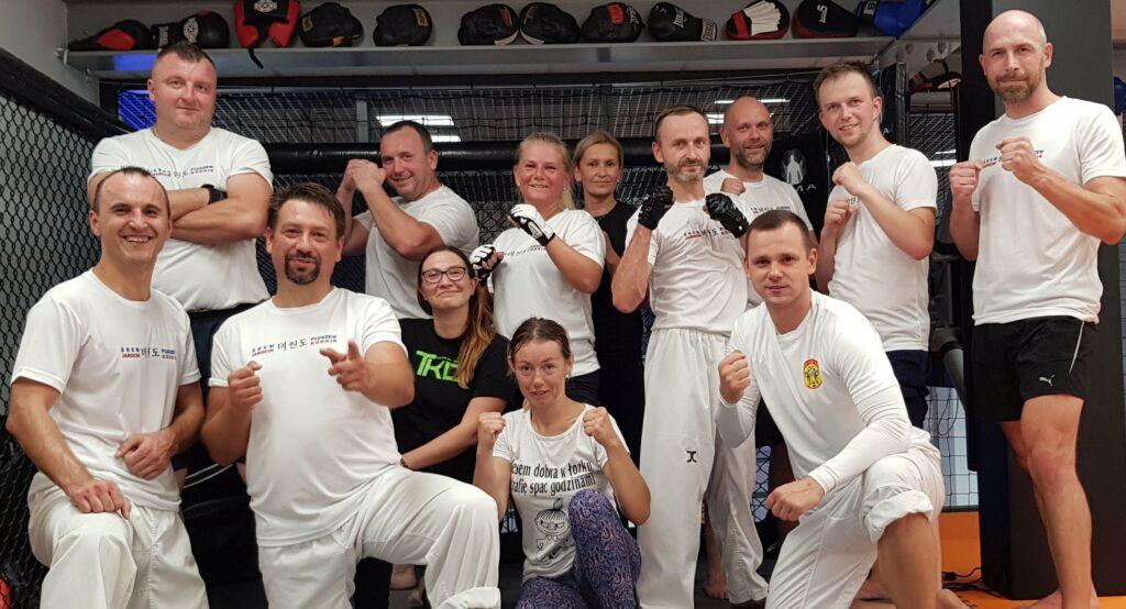Taekwondo dla dorosłych