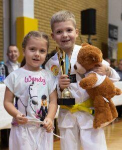 XVIII Finał Ligi Taekwondo Wesołek