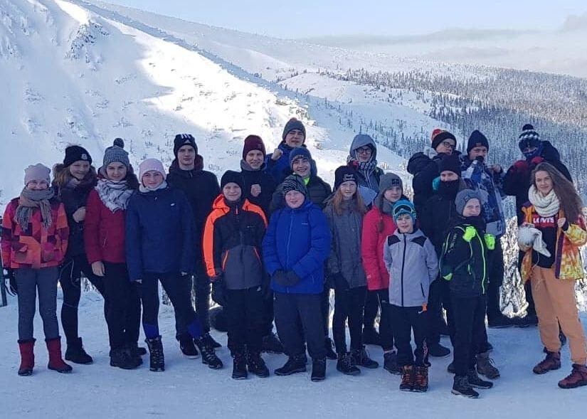 Obóz Zimowy - Karpacz 2019r.