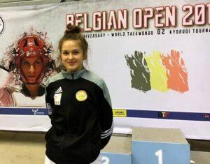 Adrianna na Pucharach Świata