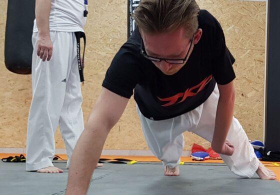 Taekwondo bez ograniczeń