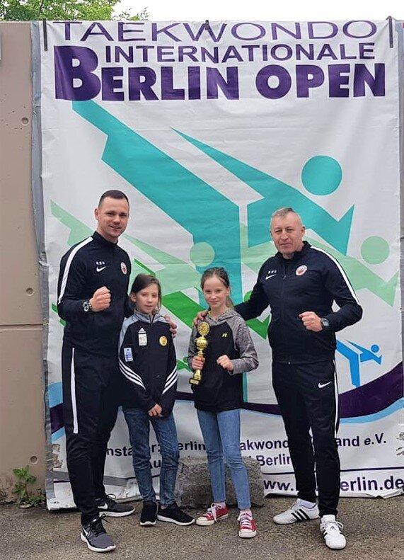 Rapid Śrem na turnieju w Berlinie