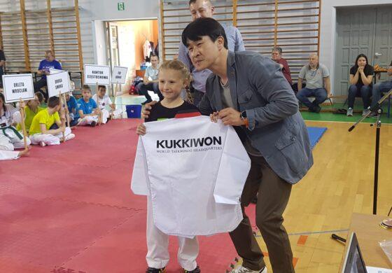 II Kolejka Ligi Taekwondo Wesołek w Pleszewie