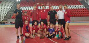 Worek medali na Czech Open