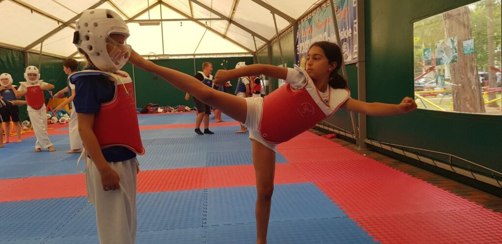 """Taekwondo Summer Camp"" Darłówko 2019"