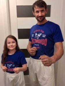 Pierwsze kroki w Taekwondo