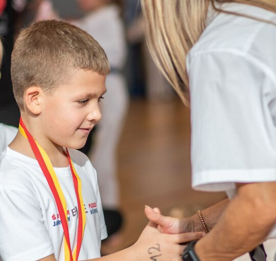 Liga Taekwondo w Środzie Wielkopolskiej