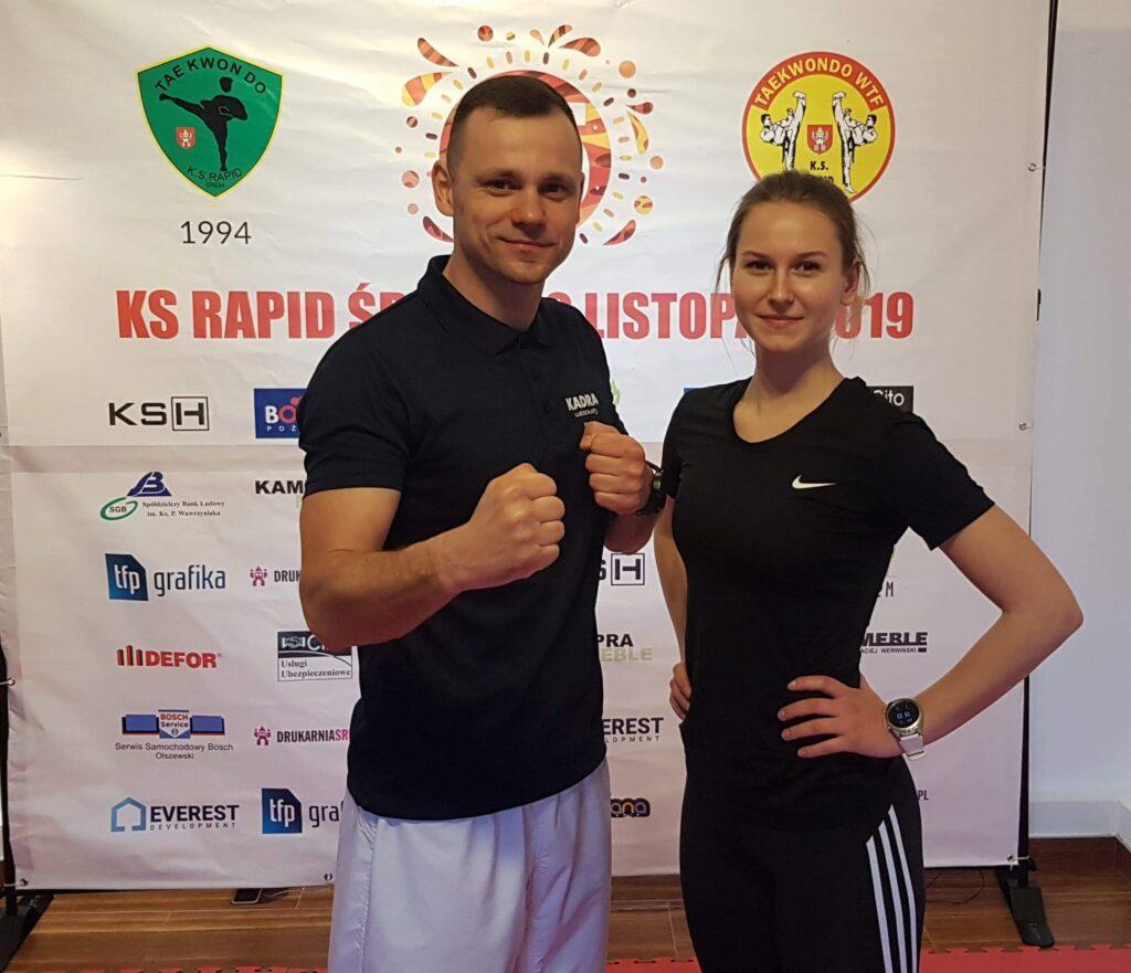 Treningi taekwondo online