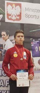 Brązowy medal Mistrzostw Polski Juniorów i kolejne cenne punkty na Młodzieżowych Mistrzostwach Polski!